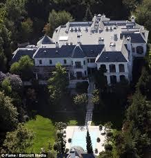 Kim K & Kanye West sell the Bel-Air mansion