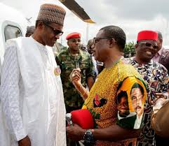 President Buhari says as he congratulates Obiano