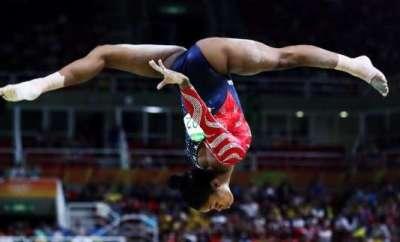 Olympic medalist Gabby Douglas