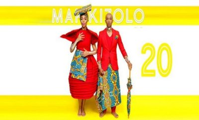 Mafikizolo & DJ Maphorisa – Around The World ft. Wizkid