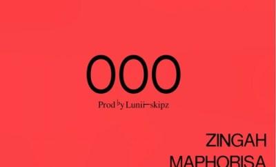 Wizkid X Burna Boy X Zingah & Maphorisa – OOO (Prod. By Lunii_Skipz)