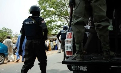 Osun State, Nigeria Man remanded in prison for slapping 2 policemen