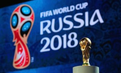 2018 World Cup Draw