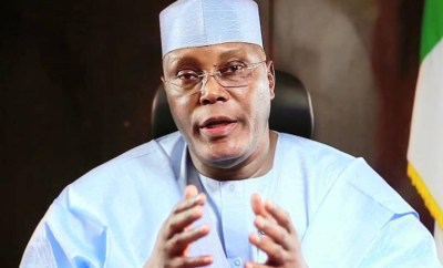 President Buhari replies Atiku