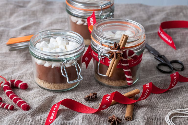 Spiced Christmas Hot Chocolate Recipe Great British Chefs