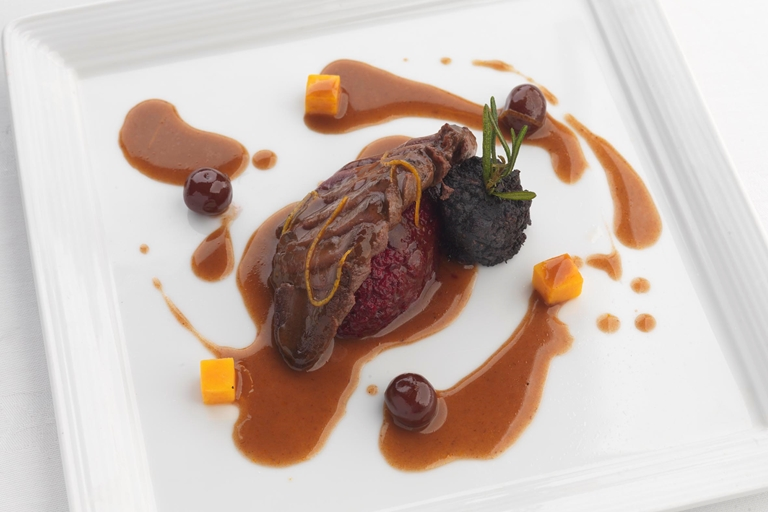 Pigeon Breast Recipe With Beetroot Cr 232 Me Fra 238 Che Great