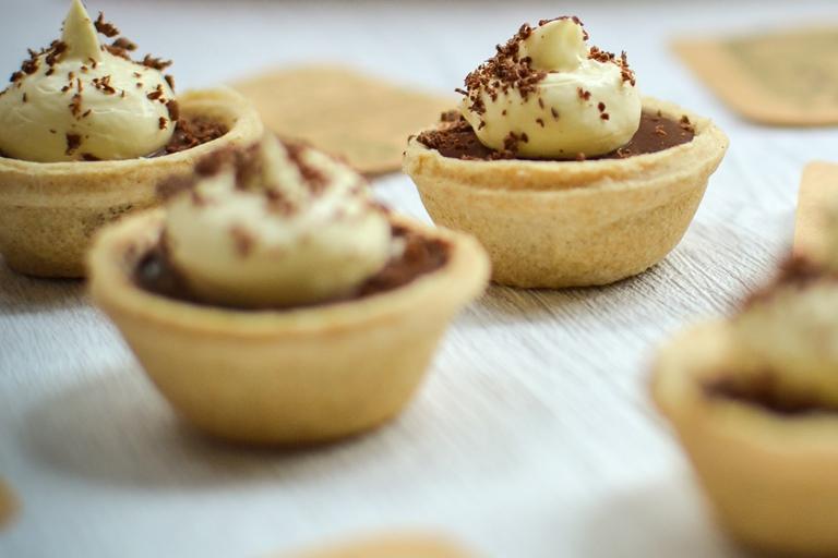 Easy Chocolate Mousse Tart Recipe