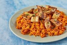Jollof Rice with Kelewele Recipe - Great British Chefs