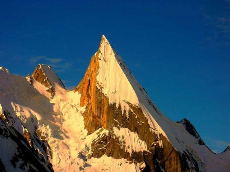 Laila Peak 6,096 metres
