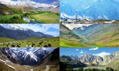 hortlisted Entries for Wiki Loves Earth are from Gilgit-Baltistan & Chitral