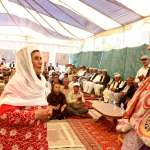 Centuries Old Chineer Festival Celebrated in Jamalabad, Gojal, Hunza