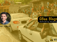 Haider Ali Buluk - GBee Blogger