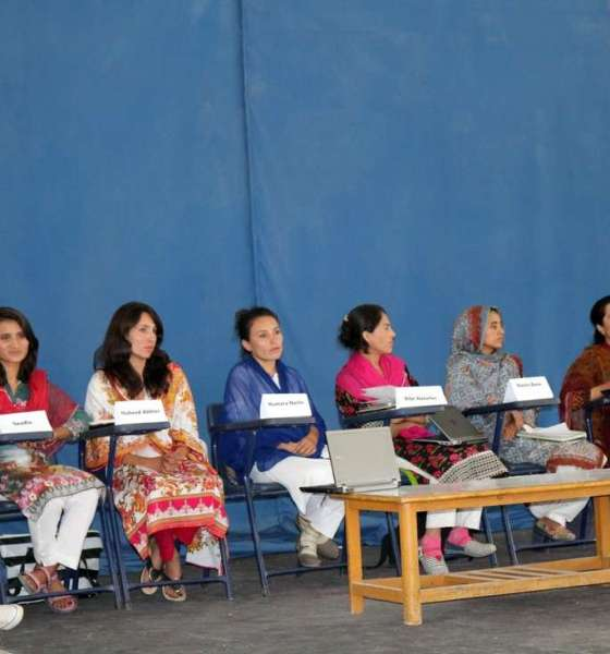 Seminar on Tourism and Its Socioeconomic, Political and Environmental Impact in Hunza held in Aliabad
