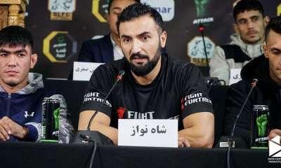 Shah Nawaz Mixed Martial Arts Pakistan at SLFC