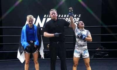 Anita Karim victorious in ONE Warrior Series 10 against Estonia's Marie Ruumet