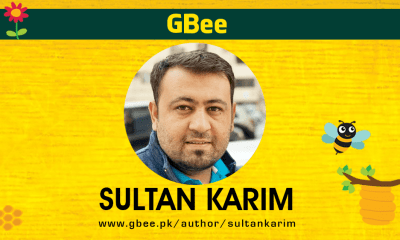 Sultan Karim - Gilgit-Baltistan Blogger on GBee