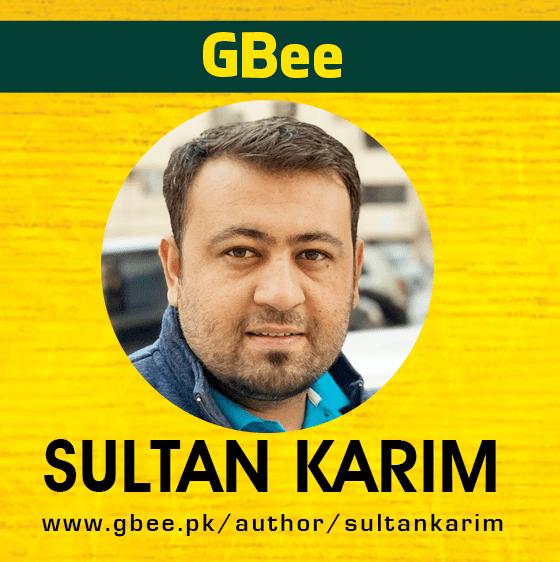 Sultan Karim - Gilgit-Baltistan Blogger on GBee