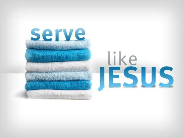 serve like jesus