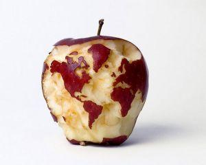 the world apple