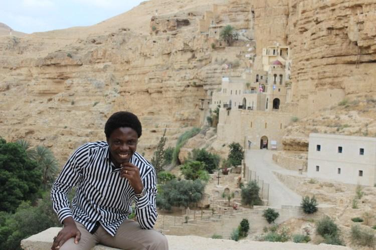 In Wadi Qelt