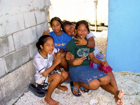 The People Of The Marshall Islands