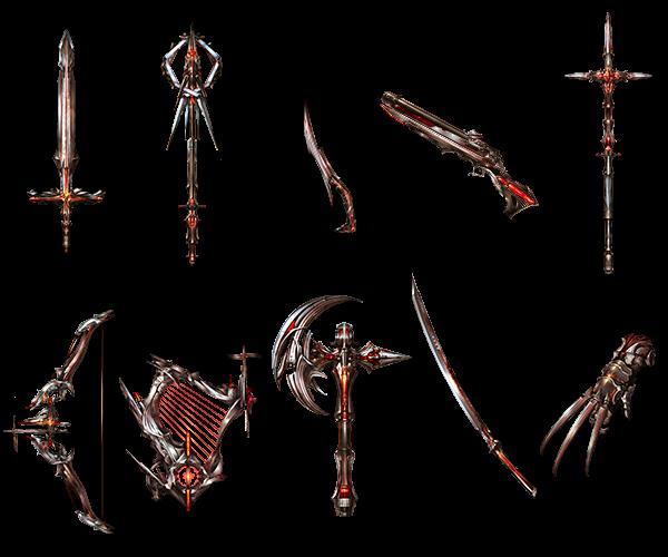 武器 第 二 スキル オメガ