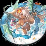【グラブル】かつて圧倒的な人権キャラだった水着ゾーイ・・・闇は渾身も増えてきたが初心者なら水ゾは今でも取っておいた方がいいのか?