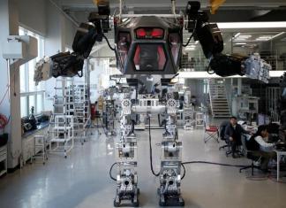 Avatar-style Giant robot South Korea