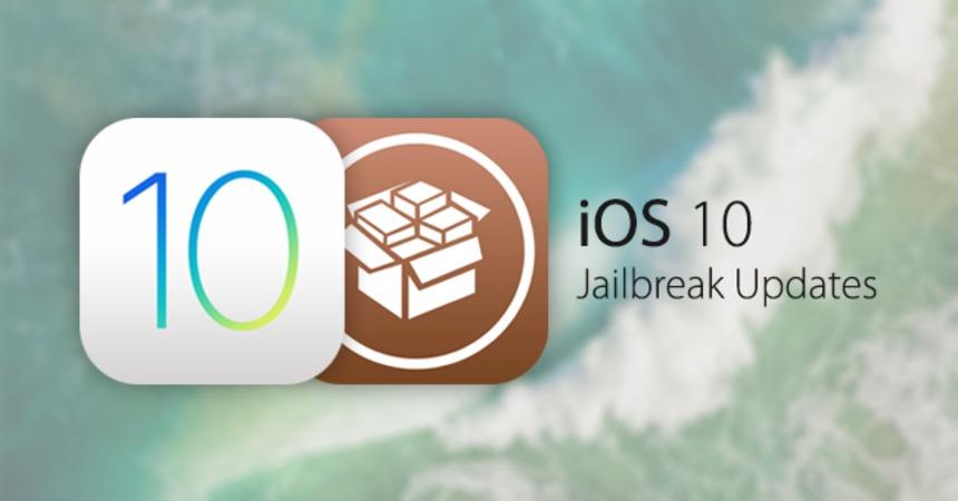 iOS 10 Jailbreak Cydia