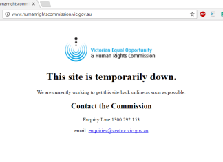 Victoria's Human Rights Commission