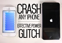 Critical Bug:Single MMS Can Crash Message application On IOS