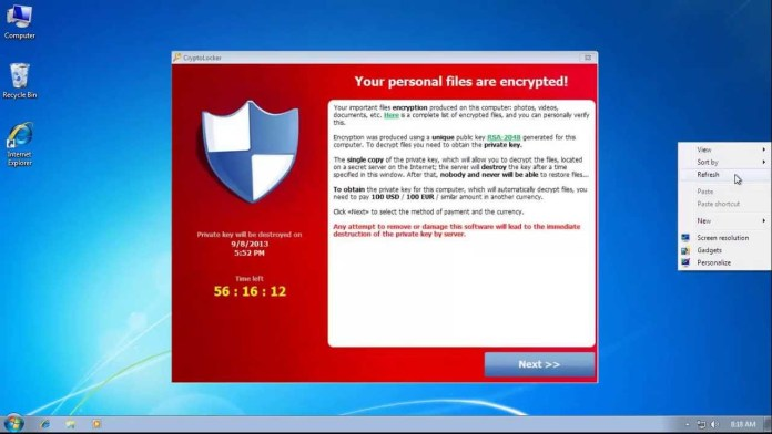 The Ransomware can Launch a DDOS attack - FireCrypt