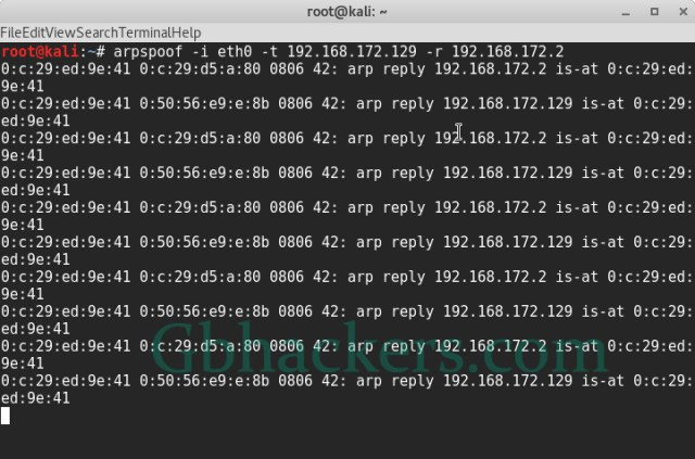 MITM attack over HTTPS connection with SSLStrip  - sslstrip3 - MITM attack over HTTPS connection with SSLStrip