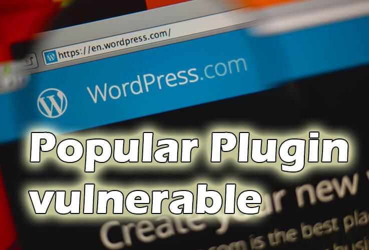 WordPress Download Manager Plugin Vulnerable to Cross Site Scripting
