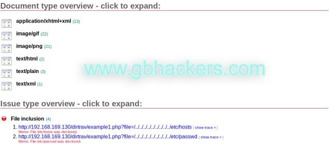 Skipfish | Web application security scanner