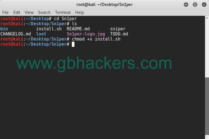 - sniper2 - Automated Information Gathering & Penetration Testing Tool