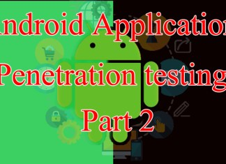 Android Application Pentesting