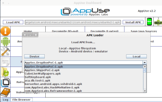 - apk - Android Application Pentesting Part 2