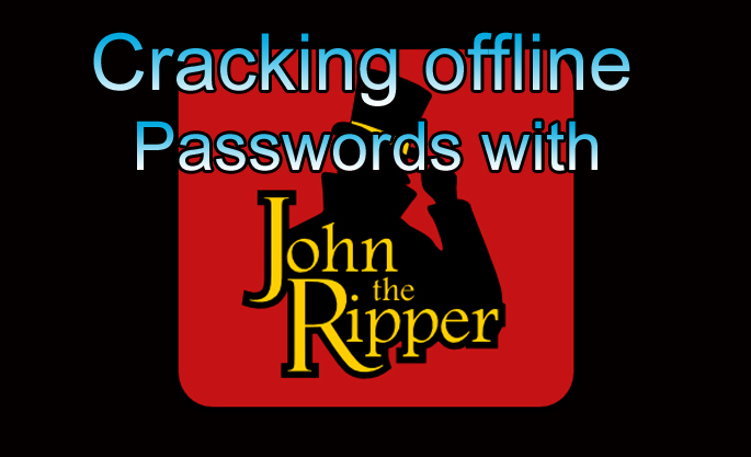 using john the ripper to crack md5 hash