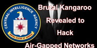 CIA Hacking Brutal Kangaroo Revealed to Hack Air-Gapped Networks