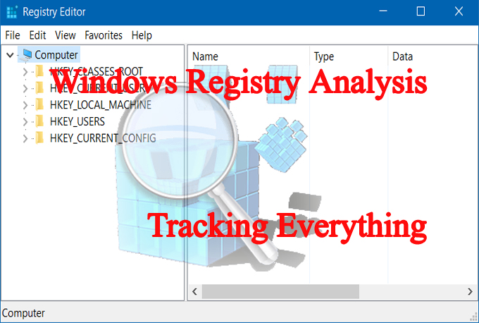 Windows Registry Analysis-Tracking Every activity  - Windows Registry Analysis GBHackers - Windows Registry Analysis-Tracking Every activity