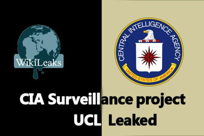 CIA Malware Development Surveillance Project