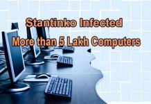 "Backdoor ""Stantinko"" Infected 5 Lakh PC's"