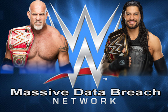 Massive WWE Data breach Over 3 million Fans records exposed