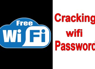 Cracking WiFi Password