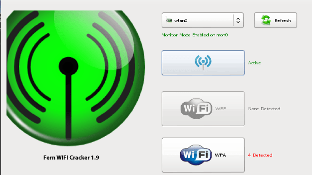 Cracking WiFi Password   - asd - Cracking WiFi Password with fern wifi-cracker to Access Free Internet