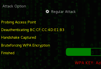Cracking WiFi Password   - s - Cracking WiFi Password with fern wifi-cracker to Access Free Internet