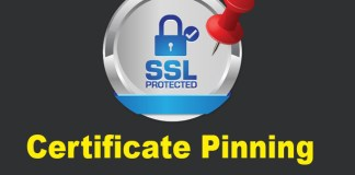 Certificate Pinning